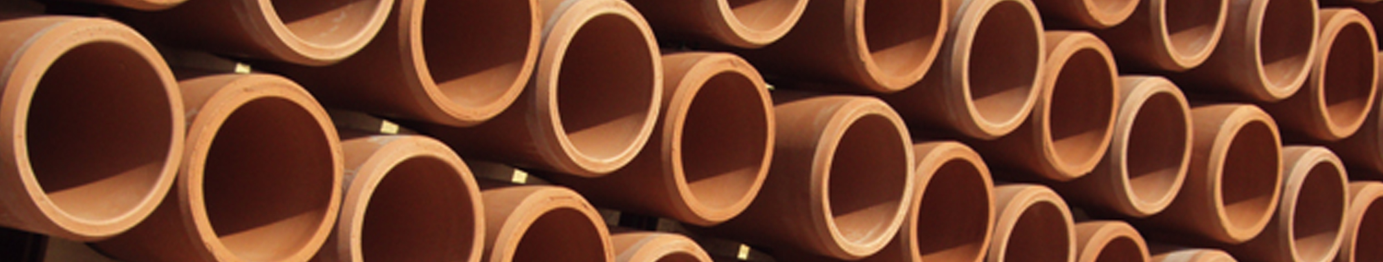 Clay and Plastic Drainage Pipes | Clay and Plastic Drainage