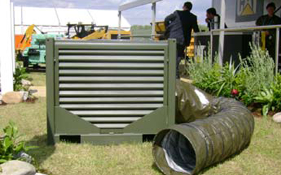 Aircraft and Military Ducting