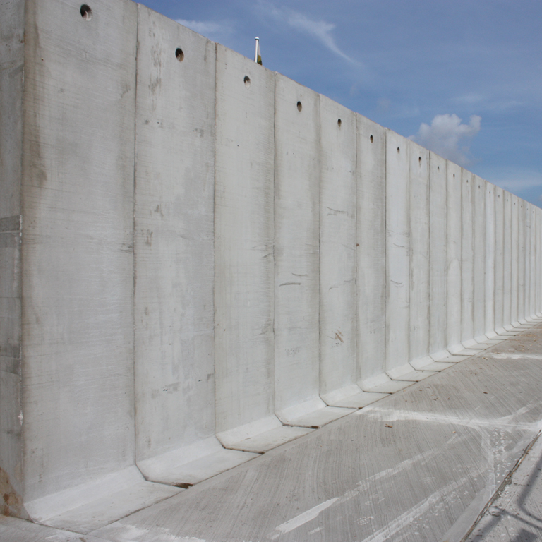 Whites Precast Concrete Walls