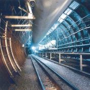 mining and tunnelling ventilation ducting