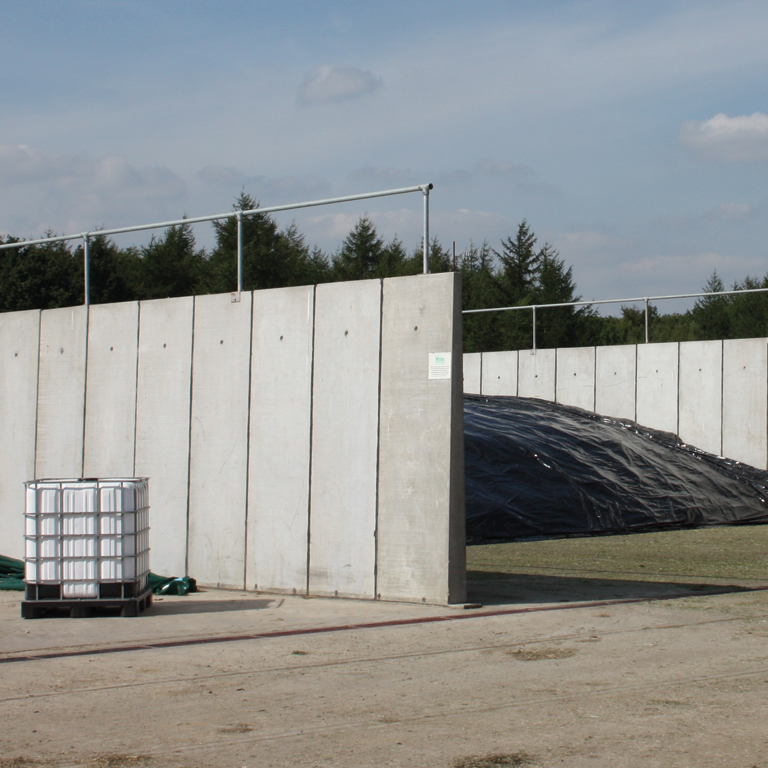 Whites Rockwall – Precast Concrete Wall