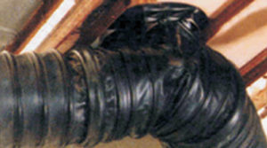 extraction ducting