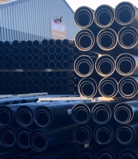 Naylor Polyethylene Pipes