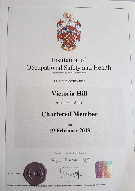Victoria Hill Peer review