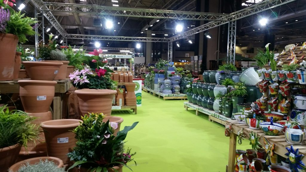 Naylor stand at Glee 2019