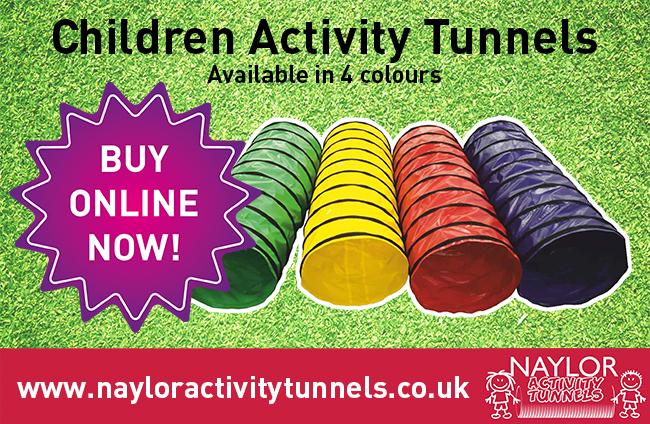 Naylor Activity Tunnel website live