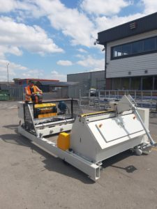 Wombwell 3 auto coiling machines