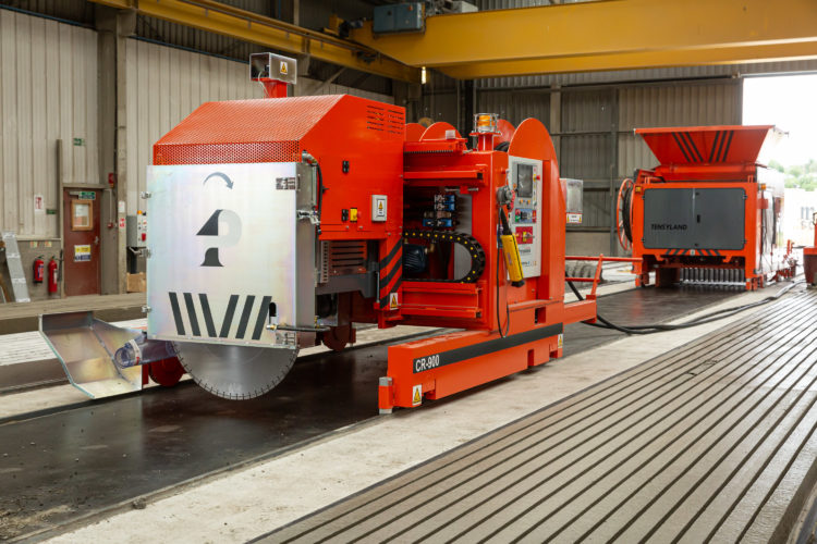 NAYLOR LAUNCHES NEW £2M CONCRETE PRODUCTS FACTORY