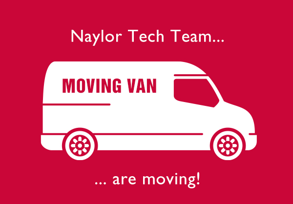 Tech Team on the move